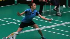 Мария Мицова се класира за втория кръг на турнира по бадминтон във Виена