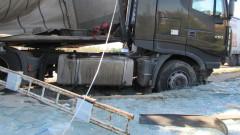 Шофьори загинаха на място при тежка катастрофа край Добрич