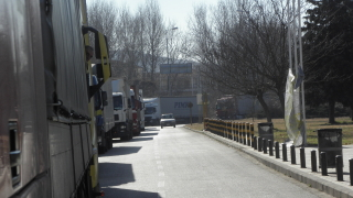 Властта всяка минута следи ситуацията по блокираната граница