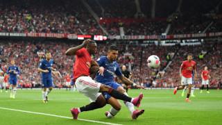 Защитник на Ман Юнайтед отпадна от състава на Англия за мача с България