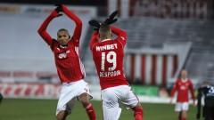 ЦСКА - Берое 6:0, хеттрик на Каранга!