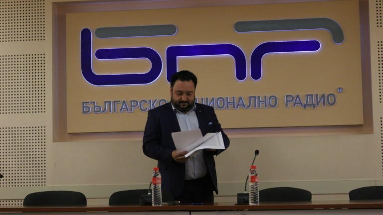 Светослав Костов, който бе отстранен от СЕМ от длъжността генерален