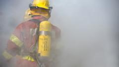 Взрив и пожар е имало в апартамент в Пловдив