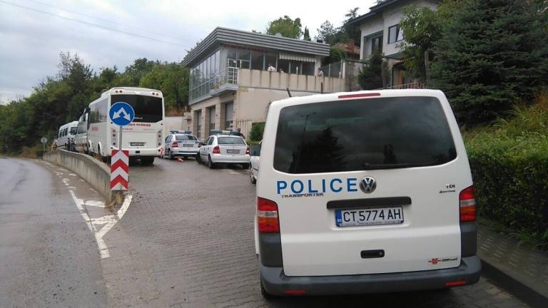 Простреляха бизнесмен в Стара Загора