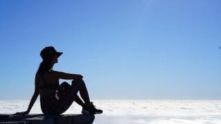 Нина Добрев и една гледка, която спира дъха