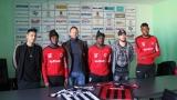 Локомотив (Горна Оряховица) подписа с цял нов отбор