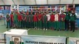 Министър Кралев посети националите по бокс за момчета и момичета, които участват на Европейско първенство в Албена