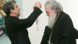 """Плевнелиев обяви Неофит за духовен водач и му връчи орден """"Стара планина"""""""