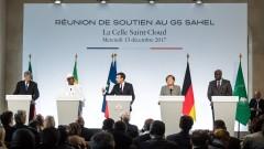 Макрон: След Ирак и Сирия трябва да спечелим войната срещу терора и в Африка