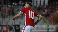 ЦСКА-София без един от лидерите си срещу Монтана