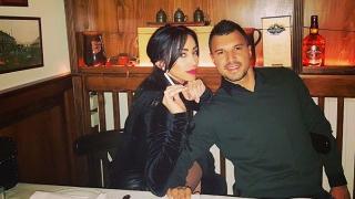 Божинов към Биляна: Честит празник, любов моя!
