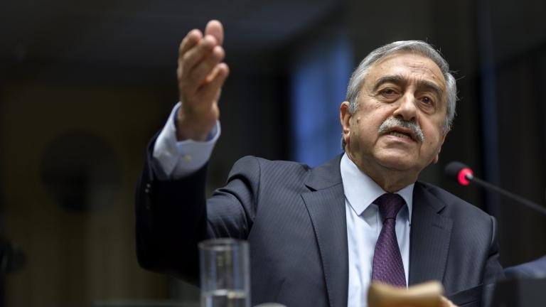 Разрив на преговорите за обединение на Кипър