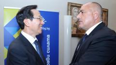 Борисов задълбочава сътрудничеството с Китай в земеделието