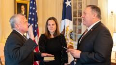 Новият посланик на САЩ в Русия положи клетва