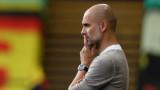 Гуардиола: Не мисля, че имаме психологически проблем, когато стане въпрос за Шампионска лига