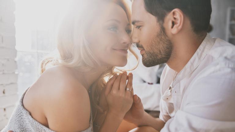 Да сме влюбени е едно от най-страхотните усещания. Е, малко