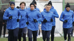 Клубове от Италия се огледаха в юноша на Левски