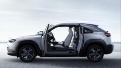 С какво се отличава първата електрическа Mazda