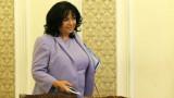 Няма засилване на руското влияние с визитата на Медведев, убедена Петкова