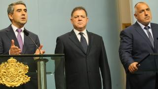 Плевнелиев принуден да опровергава участието ни във военна флотилия в Черно море