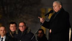 """""""Враговете"""" на Полша се опитват да разпалят антисемитизъм, предупреди Качински"""