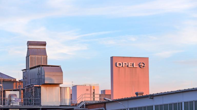 Автомобилният производител Opel, част от френската група PSA, планира да