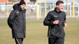 Александър Тонев изостава с физическата си подготовка, ще тренира по специална програма