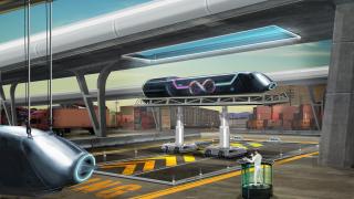 От Абу Даби до Дубай за 12 минути? Свръхзвуковият транспорт идва в ОАЕ