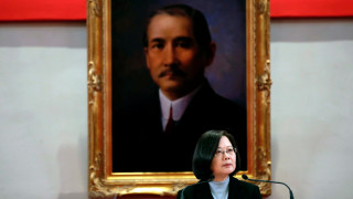 Тайван: Моделът на Китай за Хонконг се провали