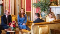 В Русия се присмиват на Зеленски за снимка с членове на британското кралско семейство