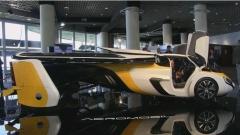Показаха летящи коли на автошоу в Монако (ВИДЕО)