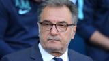 Хърватия уволни Анте Чачич
