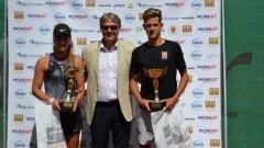 Гергана Топалова и Симон-Антъни Иванов шампиони на България при подрастващите