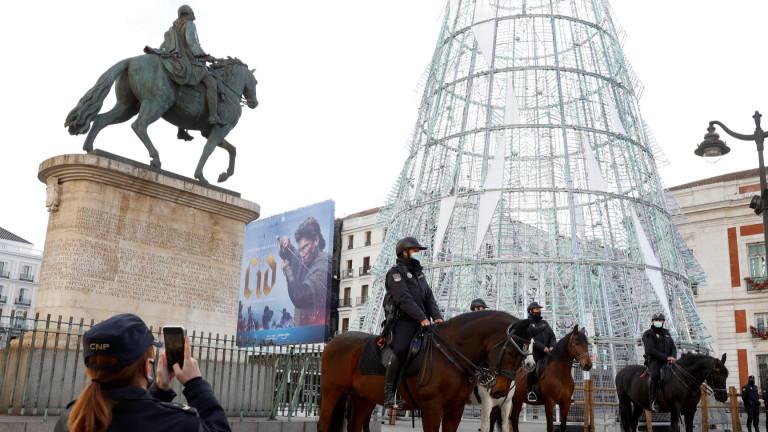 Изследване: Около 4,7 млн. са заразените в Испания