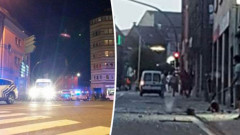Петима са ранени при газова експлозия в Белгия