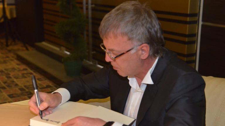 Наско Сираков обяви, че е притежател на 86,6% от акциите