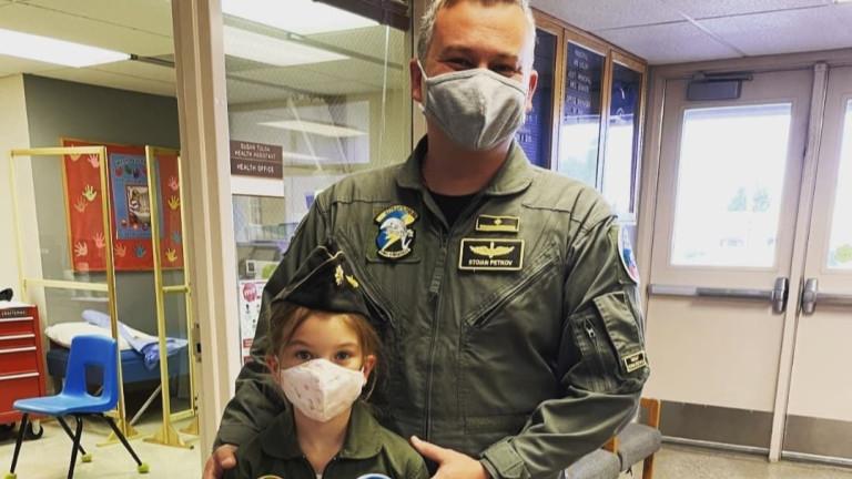 Исторически ден за ВВС - майор Стоян Петков полетя за първи път самостоятелно на F-16