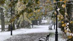 Оранжев и жълт код за дъжд и сняг за над половин България