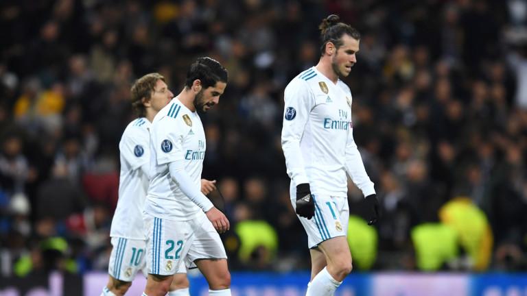 Гарет Бейл почти сигурно ще напусне Реал (Мадрид) през лятото.