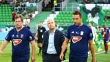 Марко Николич: Доволен съм от резултата и от начина, по който проведохме мача