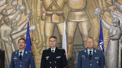 Ген.-майор Димитър Петров пое командването на ВВС