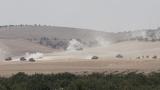"""Турската армия навлезе в Сирия за удар срещу """"Ислямска държава"""""""