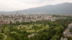 36% от зелените територии в София попадат в частни имоти