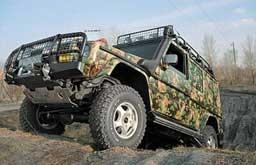 Искат забрана на високопроходими коли в Шуменското плато