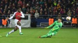 ЦСКА (Москва) и Арсенал завършиха наравно 2:2