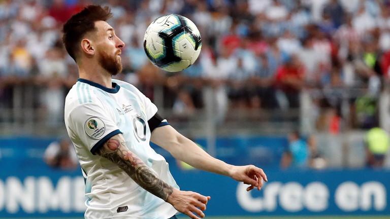 Капитанът на аржентинския национален отбор - Лионел Меси смята, че