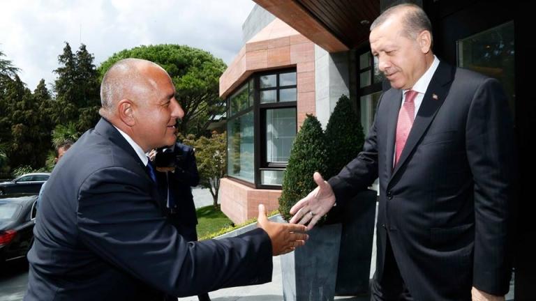 Ердоган покани Борисов на Световния петролен конгрес в Истанбул