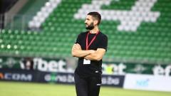 Александър Тунчев е мнго притеснен за селекцията на Локомотив (Пловдив)