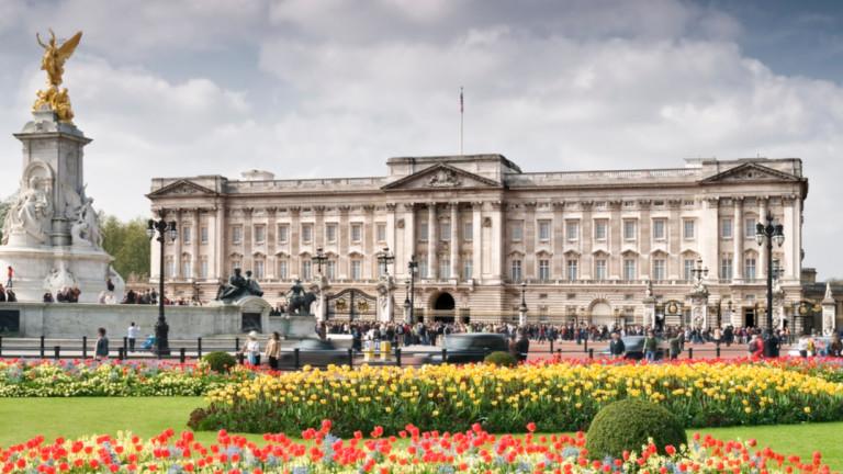 Известно е, че кралицата на Великобритания Елизабет II е голяма