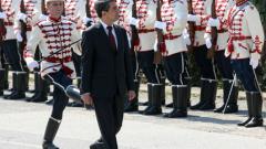 С панихида беше почетена паметта на загиналите военнослужещи